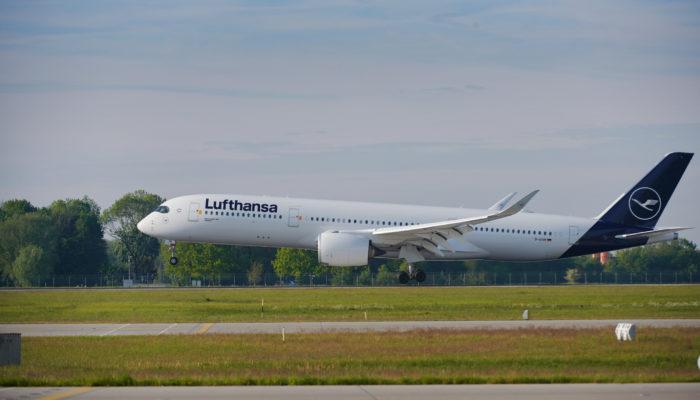 Lufthansa längster Passagierflug Polarforscher