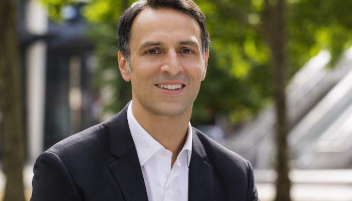 Karim Malak, CEO der Adagio Aparthotels; Foto. Abaco Press/Stevens Fremont