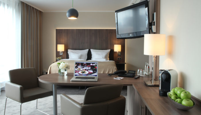 Hotel-Office bei Lindner