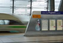 Bahn Flughafenverbindungen