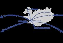 Icelandair und Air Iceland Connect
