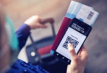 Amadeus-Umfrage digitale Gesundheitspässe