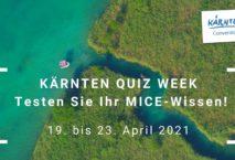 Kärnten Quiz Week