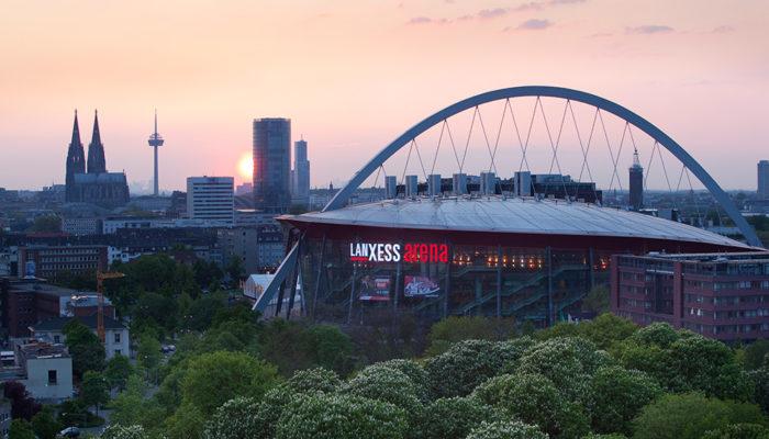 Lanxess Arena in Köln