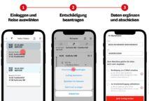 DB Navigator App Entschädigung