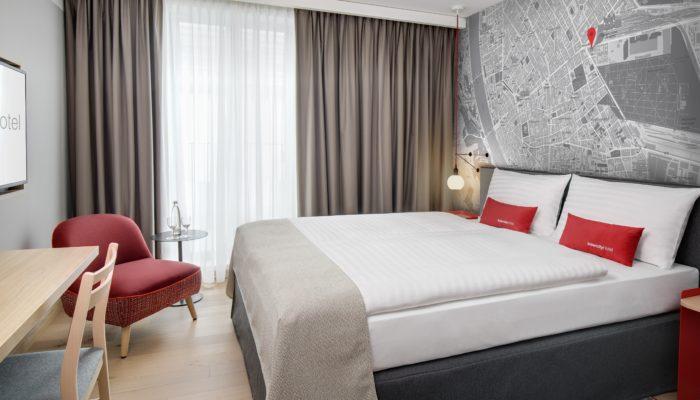 Intercity Hotel Budapest