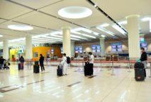 Dubai International Airport: Check-in im Terminal 3 Foto: Dubai Airports