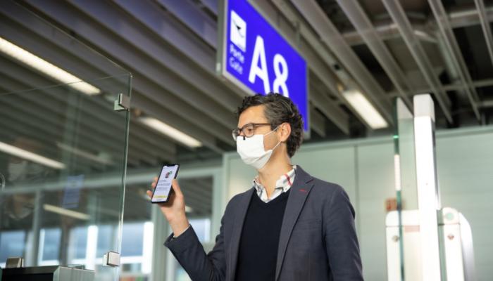 Passagiere von British Airways können nun auch den IATA Travel Pass nutzen. Foto: BA