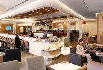 Die Flagship Lounges von American Airlines empfangen bald wieder Gäste. Foto: American Airlines