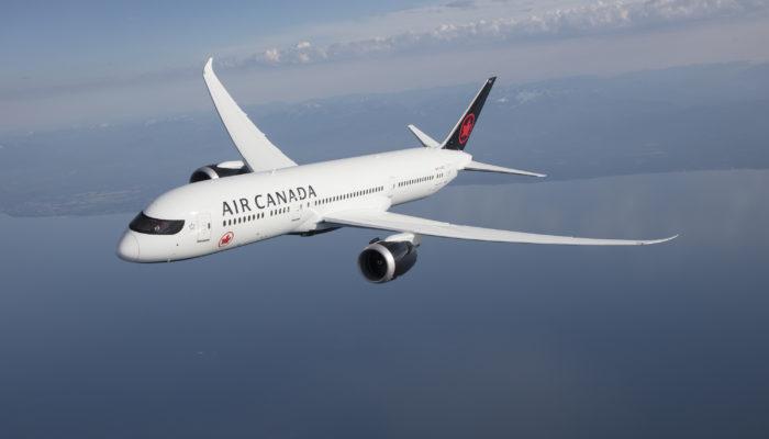 Die B787-900 verbindet ab 1. August Frankfurt mit Calgary. Foto: Air Canada