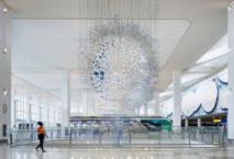 Das neue Terminal B ist zu 80 Prozent fertig. Foto: LaGuardia Gateway Partners