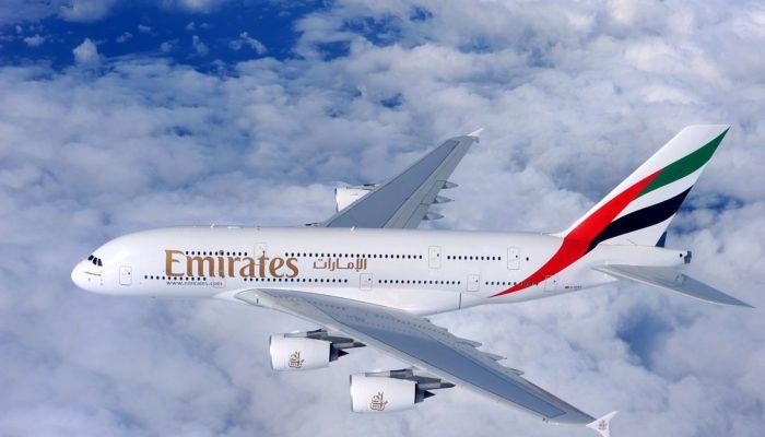 Emirates setzt die A380 jetzt auch nach Düsseldorf und Hamburg ein. Foto: Emirates