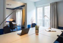 Office on Demand von Aparthotel Adagio. Foto: Aparthotel Adagio