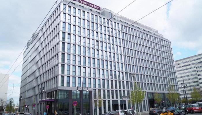 Premier Inn Berlin Alexanderplatz
