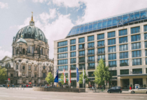 Das Radisson Blu in Berlin-Mitte wird ein Radisson Collection Hotel. Foto: RHG