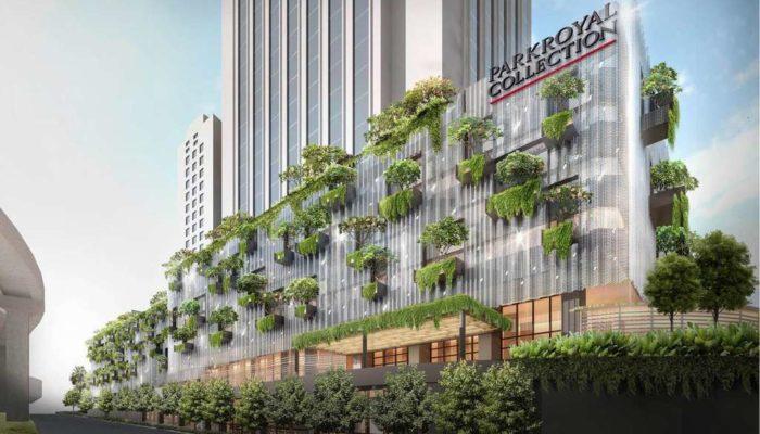 Parkroyal Collection Kuala Lumpur. Foto: Pan Pacific Hotels