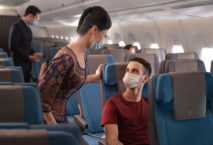 SIA bietet VTL-Programm auf Flügen von Frankfurt, München und Berlin. Foto: SIA